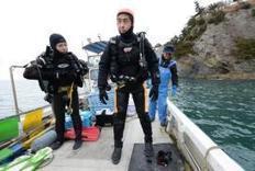 Japon: il fouille la mer à la recherche de son amour perdu dans le tsunami   Japon : séisme, tsunami & conséquences   Scoop.it