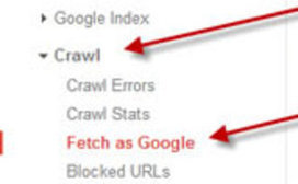 Index Your Content Faster With the Fetch as Google Tool | Website Best Practices | Scoop.it
