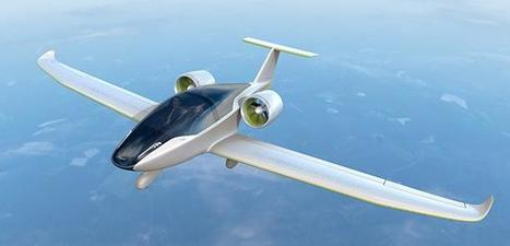 Airbus Thinks Big With Small Electric Plane | Positive climb | Scoop.it