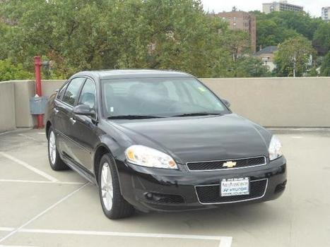 Used 2012 Chevrolet Impala 4dr Sdn LTZ For Sale - HU2012 | White Plains NY | Serving Larchmont, Bronx, Yonkers | Automotive | Scoop.it