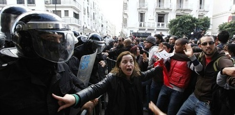 Tunisia in 'State of Siege' Following Opposition Killing | Daraja.net | Scoop.it