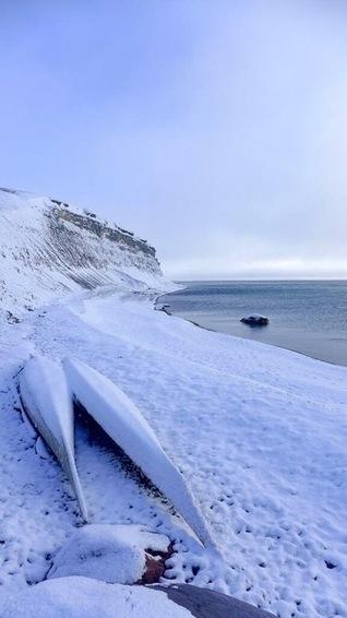 A day at the museum… building Inuit qajaqs | Nunatsiaq Online | Kiosque du monde : Amériques | Scoop.it
