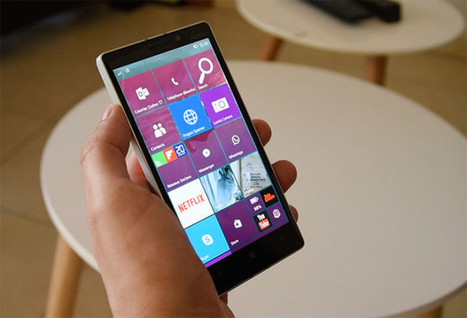 Windows 10 Mobile : la Build 10149 est de sortie ! | Geeks | Scoop.it