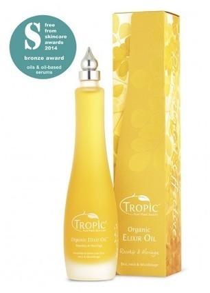 Organic Facial Elixir Oil   50ml   Tropic Skin Care   Scoop.it