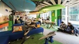 ¿Te imaginas que tu oficina fuera así?? WORKPLACE | 10decoracion | post | Scoop.it