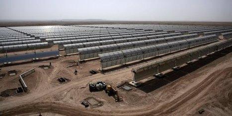 Les pays arabes à l'heure de la révolution énergétique | Energies Renouvelables | Scoop.it