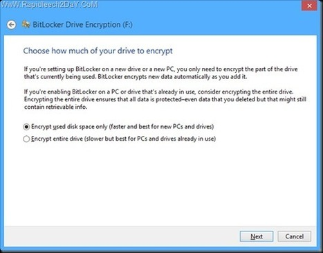 How to Encrypt, Password Protect Your USB Flash Drives Without Any Software   Rapidleech2day   Scoop.it