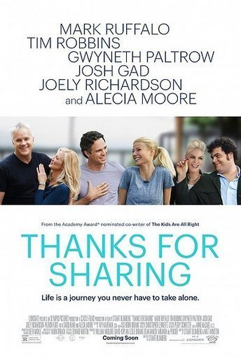 Click here and Watch Thanks for Sharing Movie in HD | Watch Thanks for Sharing (2013) Movie Free | Scoop.it