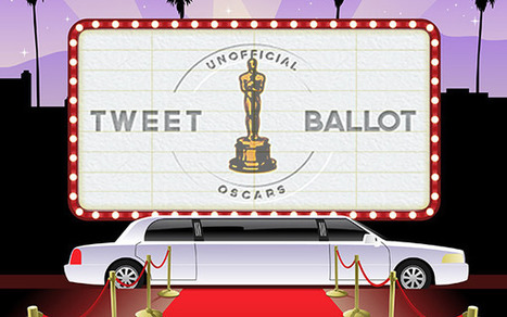 Oscars 2012: Who Will Win? Oscar Predictions According to Twitter [INFOGRAPHIC] | SM | Scoop.it