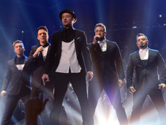 Justin Timberlake Caps VMA Medley With 'NSYNC Reunion   MTV Video Music Awards   Creative Live Performances   Scoop.it