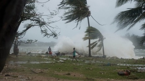Cyclone Pam: we've only just begun to see consequences of climate change | Climate change challenges | Scoop.it