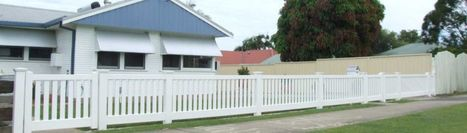 Post and Rail Fence | Do Home Improvement Yourself | Scoop.it