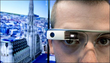 Les Google Glasses - actualité immobilier | Smart Glasses | Scoop.it