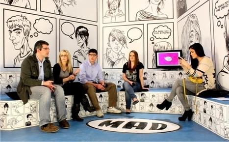 «Το Χαμόγελο του Παιδιού» και το MAD TV λένε ΟΧΙ στο σχολικό εκφοβισμό.   Εκφοβισμός και Διαδικτυακός Εκφοβισμός   Scoop.it