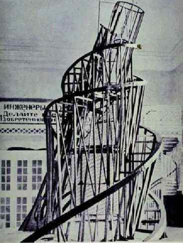 CONSTRUCTIVISM | History of the Soviet Montage | Scoop.it