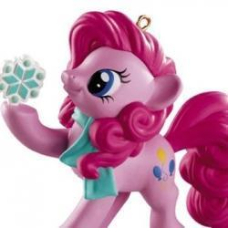 My Little Pony: Friendship is Magic Christmas Ornaments | My little pony | Scoop.it