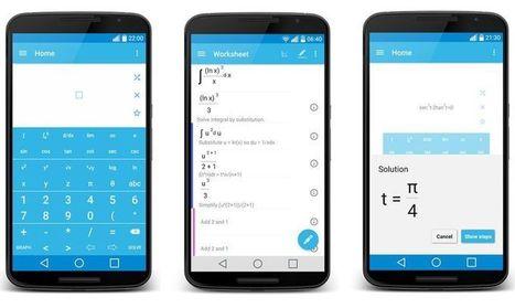 MalMath: app Android que resuelve problemas matemáticos paso a paso | Al calor del Caribe | Scoop.it