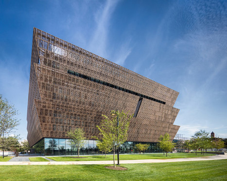 Critical Round-Up: The National Museum of African American History and Culture | Mid-Century Modern Architects and Architecture | Scoop.it