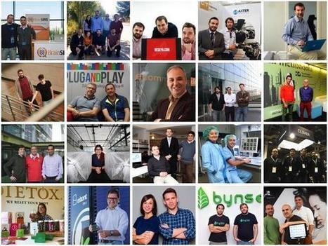 Lista Emprendedores: las 50 startups con más futuro   Vero Ponce   Scoop.it