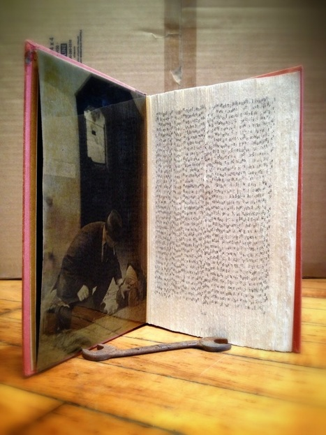 The Gordon-Nash Library : The Book Remade Artist List | Books On Books | Scoop.it