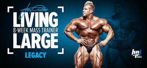 Bodybuilding.com - Living Large: Jay Cutler's 8-Week Mass-Building ... | bodybuilder | Scoop.it