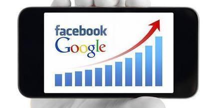 Google et Facebook dominent le marché de la pub mobile   Actualité Social Media : blogs & réseaux sociaux   Scoop.it