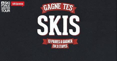 Gagne les skis que tu testes 2013 - Skipass.com | Salons Pro Sport | Scoop.it