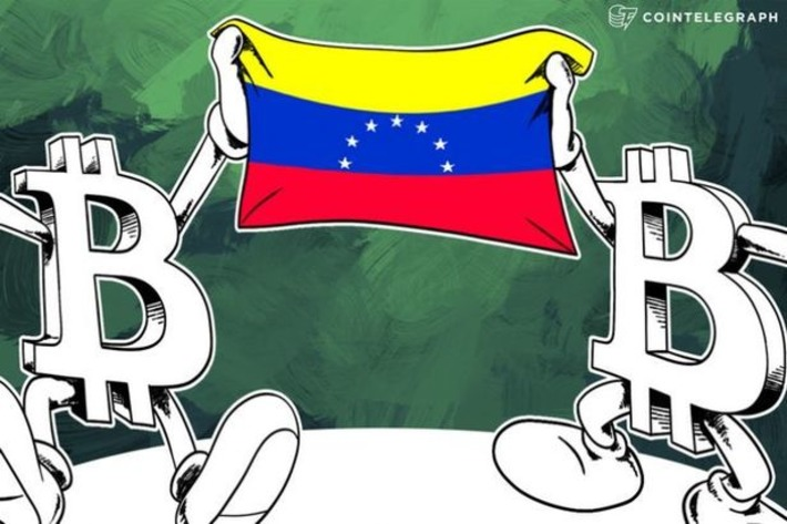 Hyperinflation Leads the Number of Venezuelan Bitcoin Users to Double - CoinTelegraph   money money money   Scoop.it