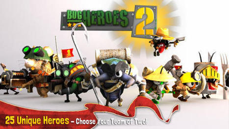 Bug Heroes 2 v1.00.02.2 apk +data | Android Games | Scoop.it