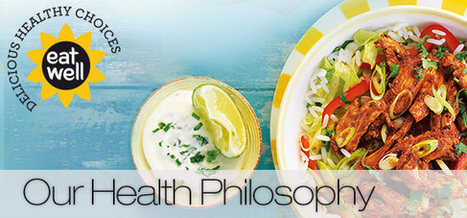 Health Philosophy : Healthy Eating : M&S Health & Nutrition : Marks & Spencer | Wellness Articles for work | Scoop.it
