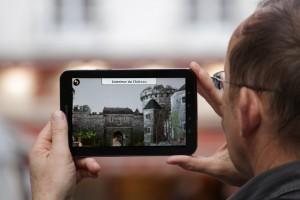 La réalité augmentée immersive pour le m-tourisme culturel « Biplan – l'agence vidéo | Tourisme Cherbourg Cotentin | Scoop.it