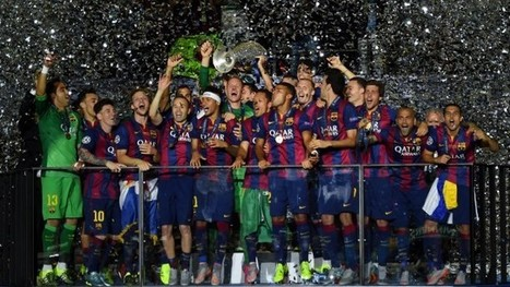 Champions League final: Barcelona have written history again, says Luis Enrique - video - The Guardian | AC Affairs | Scoop.it