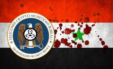 Syrie : de la guerre sur les réseaux à la guerre des réseaux « InternetActu.net | Diffusion, information, médias | Scoop.it