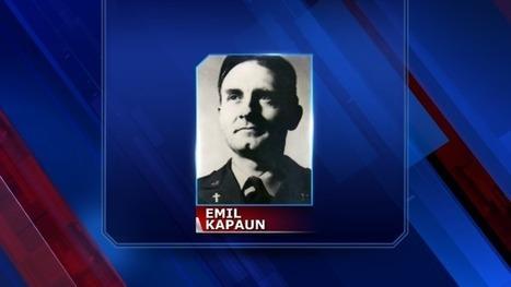 Father Kapaun closer to becoming a saint | World at War | Scoop.it