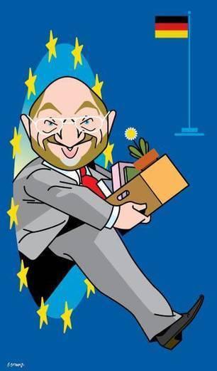 'Monsieur' Schulz ya es 'Herr' Schulz, Claudi Pérez   Diari de Miquel Iceta   Scoop.it