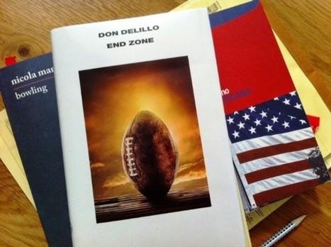 Video: Finalmente tradotto in italiano «End Zone» di Don DeLillo   NOTIZIE DAL MONDO DELLA TRADUZIONE   Scoop.it