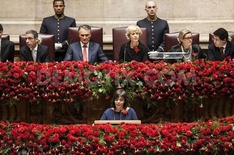 The Portuguese Parliament marks the Carnation Revolution | Trade unions and social activism | Scoop.it