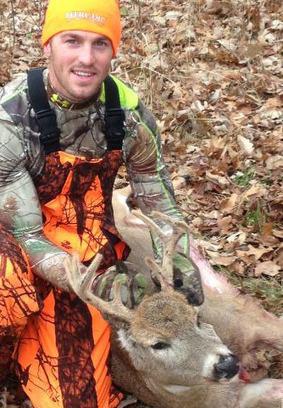 Rare 8 Point Doe Shot in Minnesota | Hunting | Scoop.it