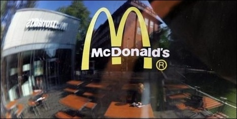 McDonald's condamné pour fausse information - L'essentiel | publicité | Scoop.it