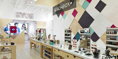 Birchbox Is Opening Its First Retail Store, And Here's What It Looks Like | Digital-News on Scoop.it today | Scoop.it