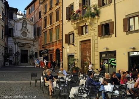 Going solo in Rome | Italia Mia | Scoop.it