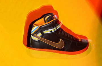Riccardo Tisci x Nike + R.T. Air Force One collection | Sneakers | Scoop.it