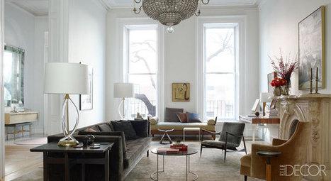 A Remodelista's Brooklyn Home   vintage design   Scoop.it