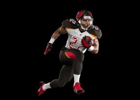 Nike Turned The Bucs Into An Arena Football League Team - SportsGrid | NikeM | Scoop.it