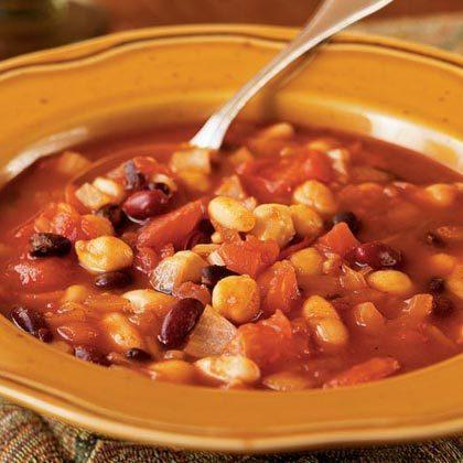 Jane's Vegetarian Chili. #HealthyRecipes   Vegan & Vegetarian   Scoop.it