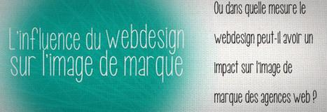 «L'influence du webdesign sur l'image de marque» | Etudes, stats, bonnes pratiques | Scoop.it