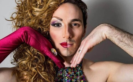 Israel's favorite drag queen is this former yeshiva boy | PinkieB.com | Gay and Lesbian Life | Scoop.it