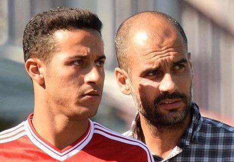 Thiago Alcantara Cedera, Pep Guardiola Terpukul | Prediksi Kitchee SC vs Manchester United 29 Juli 2013 | Scoop.it