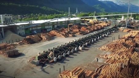 Des scieries qui envoient du bois ! | Approvisionnement et Première Transformation | Scoop.it