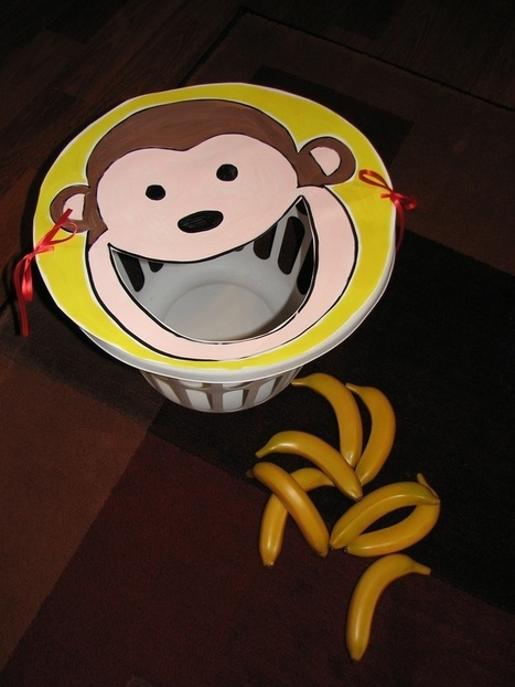 Monkey songs, books and crafts   Just Monkeying Around Storytime   Scoop.it